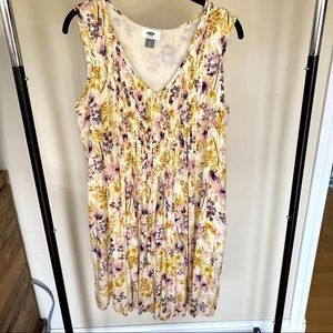 Floral Dress from Old Navy